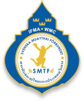 Svenska Muaythai-förbundet Retina Logo